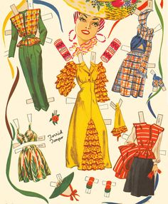 Girlfriends 1944 Whitman - Bobe Green - Picasa Webalbum