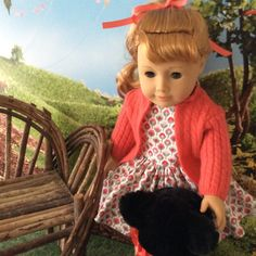 A personal favorite from my Etsy shop https://www.etsy.com/listing/270804212/american-girl-doll-clothing-custom