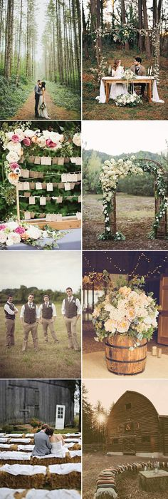 Wedding Rustic Wedding
