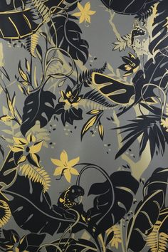 ore wallpaper by kravitz design