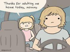 """""""adulting"""" 🤡 #comics #adulting #adultingisover #momlife #onepanelcomic Internet Friends, Toys For Girls, Adulting, Comics, Fictional Characters, Girls Toys, Comic Book, Cartoons, Fantasy Characters"""