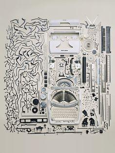 Damian Ortega, Things Organized Neatly, Estilo Interior, Inspiration Design, Daily Inspiration, Creative Inspiration, Interior Inspiration, Ex Machina, Design Reference