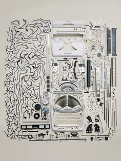Everyone has a piece of the puzzle  Photographs by Todd McLellan