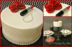 Rose Birthday #Cake
