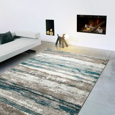 A moody and artistic design on an ultra-soft viscose base, make this design sophisticated and contemporary. Hertex Fabrics, Fabric Suppliers, Contemporary Rugs, Upholstery, Base, Interior Design, Artist, Home Decor, Nest Design