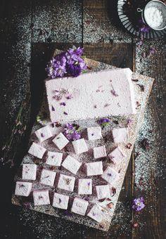 ... hibiscus marshmallows ...