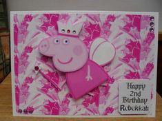 Invitaciones cumpleaños Peppa Pig: Fotos ideas DIY - Invitación Peppa Pigg en…