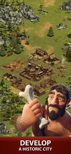 Forge of Empires: Build a City on the AppStore Forge Of Empire, Age Of Empires, Building An Empire, Building Games, Some Games, Strategy Games, New Age, App Store, Adventure