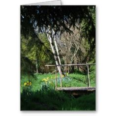 Raintree Earth Design: A Time For Peace in a beautiful place (Story of the place and Greeting Card)