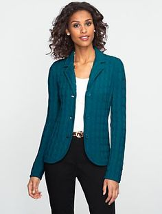Talbots - Cable Cardigan | Sweaters | Misses