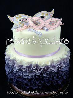 Maschere di Carnevale | Cake
