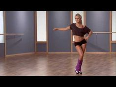 Julianne Hough dancing workout. Great low impact workout. Especially for those just getting started.