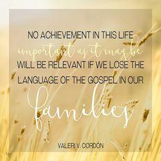 Valeri V. Cordon - April 2017 LDS General Conference #lds #ldsconf #quotes