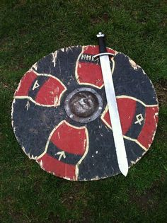 Vikings weapons, armors, shields and others...