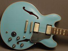 Gibson ES-345 1964 VOS Frost Blue