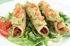 Homemade Mexican Taquitos.../ Diana Bauman