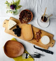 How To Eat Cheese for Dessert: A Trio for Your Cheese Plate — The Cheesemonger (from the kitchn)