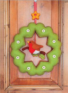 Christmas Crafts with Felt