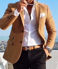 Über 19 Sublime Urban Fashion Streetwear Outfit-Ideen The Effective Pictures We Offer You About Mens Blazer Outfits Men, Mens Fashion Blazer, Stylish Mens Outfits, Suit Fashion, Fashion 2016, Fashion Ideas, Fashion Styles, Fashion Shirts, Classy Outfits