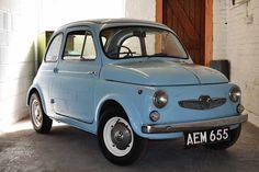 Fiat 500 Steyr-Puch