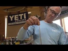 MakeLure - How to create your own customized worm lure - YouTube