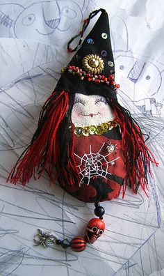 Dotee Doll : #witch #Dotee