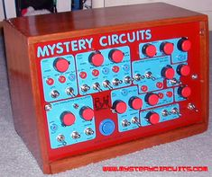 SoundLab Minisynth - Mystery Circuits by Mike Walters