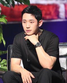 Handsome Korean Actors, Asian Eyes, Kdrama Actors, Cute Actors, Korean Men, Lady And Gentlemen, Asian Actors, Korean Drama, Make Me Smile