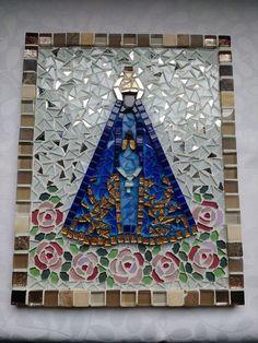 Tile Art, Mosaic Art, Mosaic Glass, Mosaic Tiles, Stained Glass, Mosaic Crafts, Mosaic Projects, Harmony Art, Mosaic Flowers
