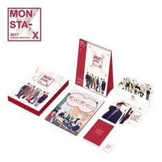 MONSTA X / 2017 SEASON'S GREETING [ MONSTA X  ] :韓国音楽専門ソウルライフレコード