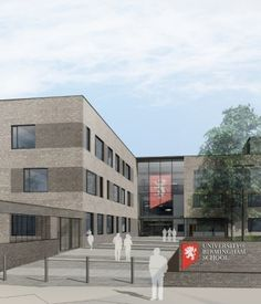 Willmott Dixon has appointed Bison Manufacturing to supply its products for the construction of the new and innovative University of Birmingham School.