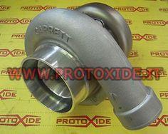 Turbocompressore GT ET INOX su CUSCINETTI al prezzo di 2 023,17 € Euro.  Turbocompressore su cuscinetti con chiocciola in acciaio inox!
