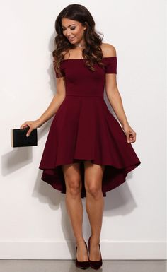 All The Rage Skater Dress