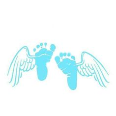 Mothers Day Crafts For Kids Discover Angel Baby Memorial Decal Angel Baby Memorial, Baby Memorial Tattoos, Tattoos Skull, Baby Tattoos, Foot Tattoos, Sleeve Tattoos, Alas Tattoo, Ivy Tattoo, Angel Baby Quotes