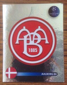 Updated #Panini football sticker CL 2008/09 Aalborg BK Set 4 sale on my ebid store