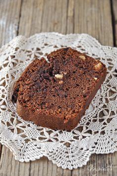 Έχεις αυγά, αλεύρι & nutella; Φτιάξε ένα κέικ! – kouzinista Sweets Recipes, Cake Recipes, Desserts, Sweet Cooking, Nutella, Loaf Cake, 3 Ingredients, Donuts, Food And Drink