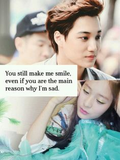 I am happy for krystal and kai, i rlly hope they dont have a situation like with beakhyun and taeyeon, i hope our fans learned by now. I hope they bring eachother up after all their losses of members, and that if they ever breakup it will rlly break their heart.....