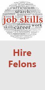 Felon with Many Skills Needs a Job