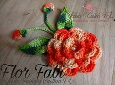 Crochet Dishcloths - How to Make Crocheted Flower Tutorial 45 Irish LaceIn todays tutorial I will be making these simple and easy to crochet flower. Flower you need : yarn : Cotton, Crochet Hook (which is US standard) or mm. Stitch Crochet, Crochet Diy, Bobble Stitch, Crochet Motif, Crochet Granny, Crochet Shrugs, Irish Crochet, Hand Crochet, Crochet Flower Tutorial