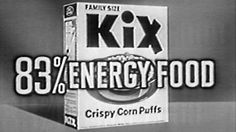 1954 - Commercial - Captain Midnight is brought to you by KIX Crispy Cor...