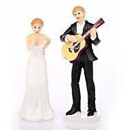 """""""Tocar la guitarra para usted"""" pastel de bodas To... – USD $ 9.99"""