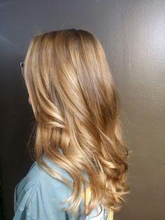 #honeyblonde #balayage #hairpainting #redken #wella #evohair #silkyhair #pageboyathens #pageboysalonathens @pageboysalonathens