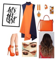"""""""Untitled #162"""" by lolapaluzzasomerhalder ❤ liked on Polyvore featuring Victoria, Victoria Beckham, Dolce&Gabbana, Hermès, Begada, Casetify, Victoria's Secret and Mary Kay"""