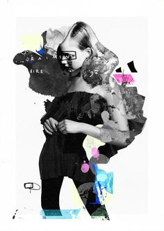2015 - Collages work on Behance