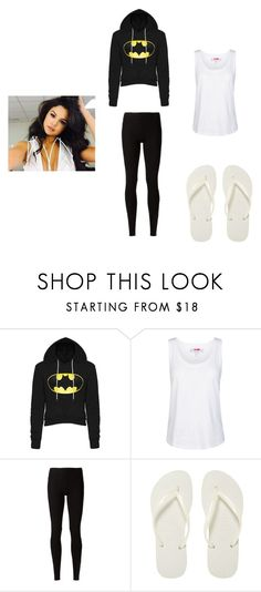 """""""Dallas McCall: Chapter 1 (Part 1)"""" by craycraytay2 ❤ liked on Polyvore featuring adidas, Rick Owens Lilies and Havaianas"""