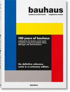 Between two world wars, the Bauhaus School of Art and Design changed the face of modernity. Realized with the Bauhaus-Archiv in Berlin, this updated .
