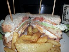 club sandwich..
