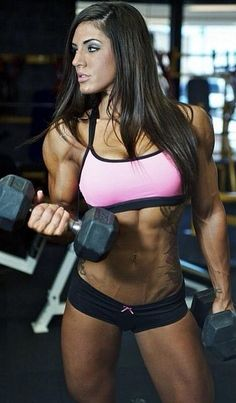 Beautiful Fit Women Bodies | Brittany Bishop-female fitness competitors-fitness women | Flickr ...