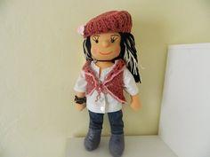 MADE TO ORDER !!waldorf doll, organic doll, fabric doll, textile doll, rag doll, cloth doll, by NavanDecor on Etsy