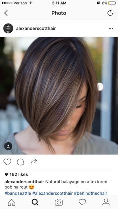 Highlights instead of Balayage?